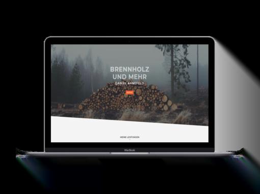 Brennholz und mehr